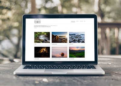 Nathan Brown Photography – Website