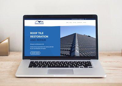 Bullet Roofing – Website
