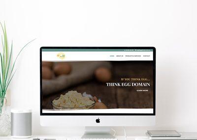 Egg Domain – Website