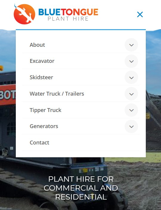 Somers Design - Bluetongue Plant Hire